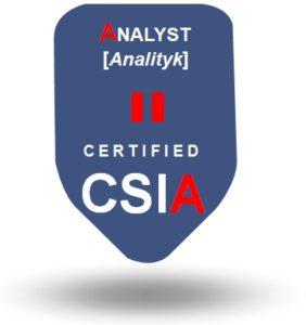 CSI - Certyfikacja - Analyst CTHC