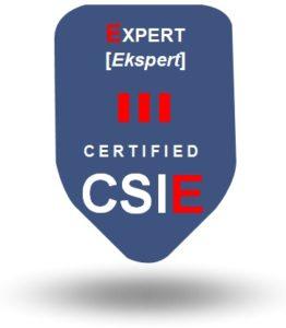 CSI - Certyfikacja - Expert CTHC
