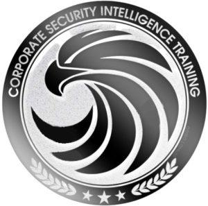 CSI - Logo - Orzeł białe