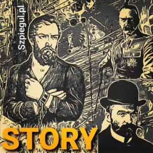 Konspiracja polska XIX wieku Szpiegul OSS CSI