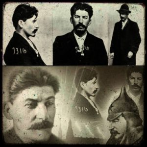 Stalin iOchranka Szpiegul CSI OSS