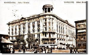 Hotel Bristol Szpieg OSS CSI